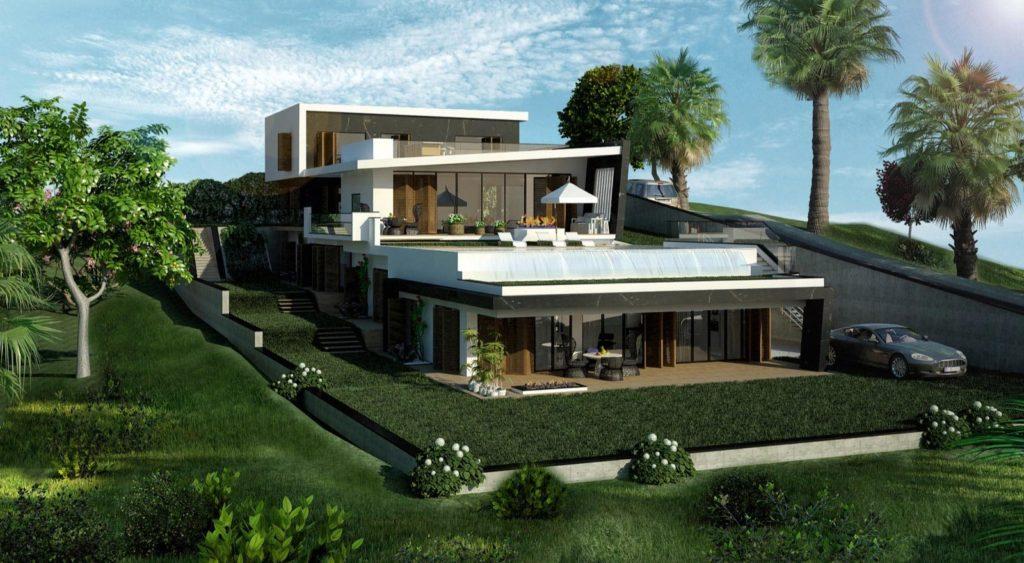 منزل ساحر على الشاطئ للبيع في بورصة