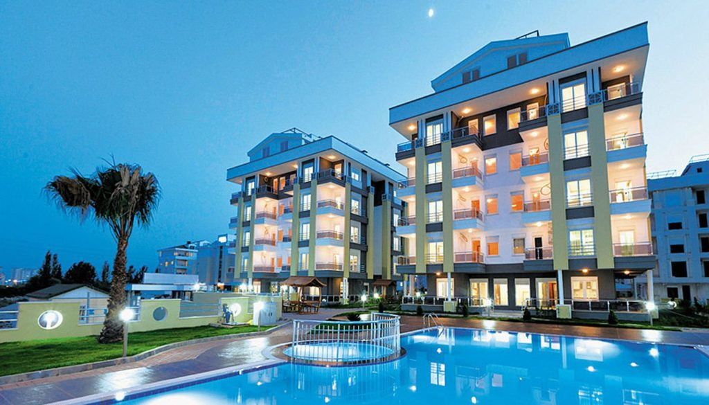 منزل للبيع في اسطنبول في ساريير بطراز عصري
